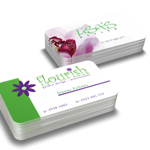 White plastic business card printing toronto mississauga brampton clear plastic business card printing reheart Gallery